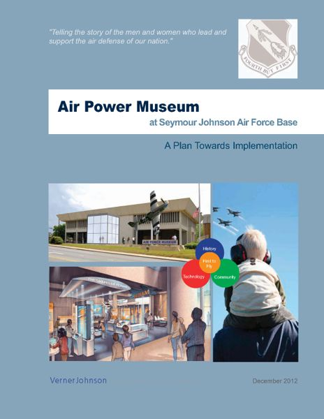 cover Air Power Museum Final Report 2.28.13